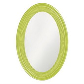 Designer Ethan Glossy Moss Green Mirror - MHE3553