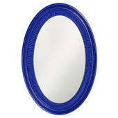 Designer Ethan Glossy Royal Blue Mirror - MHE3557