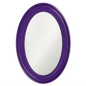 Designer Ethan Royal Purple Mirror - MHE3558