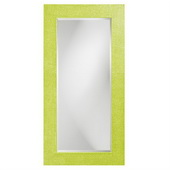 Designer Lancelot Green Rectangle Mirror - MHE3732