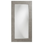 Designer Lancelot Nickel Rectangle Mirror - MHE3733