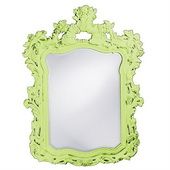Designer Turner Green Mirror - MHE3753