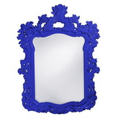 Designer Turner Royal Blue Mirror - MHE3757