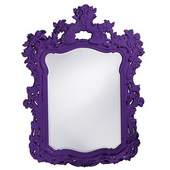 Designer Turner Royal Purple Mirror - MHE3758