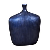 Designer Sleek Cobalt Blue Vase - Large - MHE4940