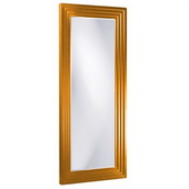 Designer Delano Orange Tall Mirror - MHE3871