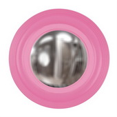 Designer Soho Hot Pink Mirror - MHE4034