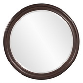 Designer George Brown Round Mirror - MHE4060