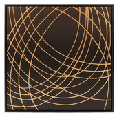 Designer Vortex Wall Art - MHE6616