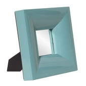 Designer Candy Teal Table Top Mirror - MHE4185