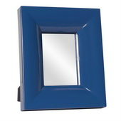 Designer Candy Blue Table Top Mirror - MHE4187