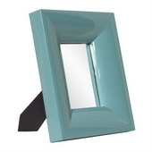 Designer Candy Teal Table Top Mirror - MHE4188
