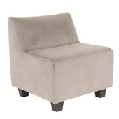 Designer Bella Sand Howard Elliott Pod Chair - MHE4256