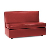 Howard Elliott Avanti Apple Slipper Loveseat - MHE4624