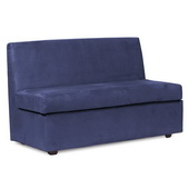 Howard Elliott Bella Royal Slipper Loveseat - MHE4635