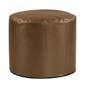 Designer Tall Pouf Luxe Bronze - MHE4524