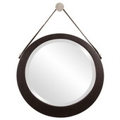 Designer Bloom Round Mirror - MHE4207