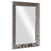 Designer Tennessee Ribbed Rectangular Mirror - MHE5716