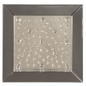 Designer Bliss Crystal Mirror - MHE4237