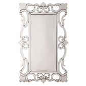 Designer Rebecca Mirrored Scroll Mirror - MHE5755