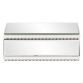 Designer Mirrored Jewelry Box - MHE4685