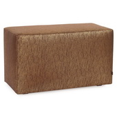 Designer Glam Chocolate Universal Bench Cover - MHE5924