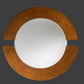 Designer Mirror Brushed Copper - MHE2644
