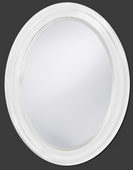 Designer Mirror Matte Bright White - MHE2840