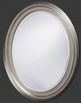 Designer Mirror Brushed Nickel - MHE2844
