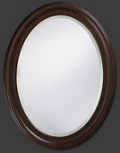 Designer Mirror Wenge Brown - MHE2846