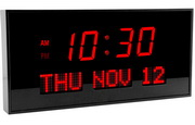 Super Large Led Digital Calendar Wall & Desk Clock - NBG6050