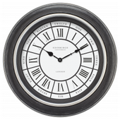 Blackburn 18in Wall Clock - PLR6464
