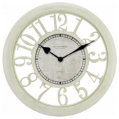 PLR 11.5in Floating Dial Wall Clock - PLR6470