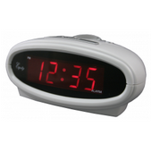 Aqua Pear Callington LED Alarm Clock by LCT - PLR6536