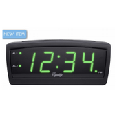 Aqua Pear Brigg LED Digital Alarm by LCT - PLR6540