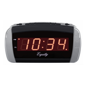 Aqua Pear Brightlingsea Super Loud LED Alarm Clock by LCT - PLR6542
