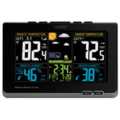 Ambleside Wireless Color Weather Station - PLR6552