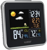 Ampthill Wireless Color Weather Station with Forecast - PLR6570