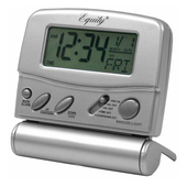 Carterton LCD Digital Fold-Up Travel Alarm - PLR6582