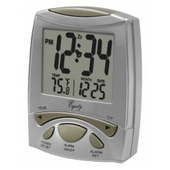 Bournemouth Insta-Set Alarm with Temperature - PLR6584