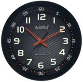 Barrow 10in Atomic Wall Clock - PLR6366