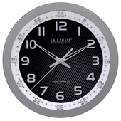 PLR Brentford 10in Atomic Wall Clock - PLR6368