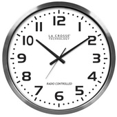PLR 20in Atomic Wall Clock - PLR6594