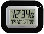 Aqua Pear Atomic Digital Wall Alarm Clock - PLR6704