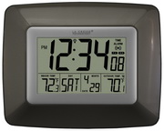 PLR Atomic Digital Wall Clock - PLR6710