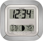 Ashford Atomic Digital Wall Clock - PLR6718