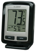 Aqua Pear Brampton Wireless Weather Station Thermometer by LCT - PLR6722
