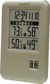 Aqua Pear Basildon Wireless Weather Station with Moon Phase by LCT - PLR6734