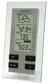 Aqua Pear Barrow Wireless Forecast Station by LCT - PLR6746