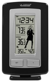 PLR Seaton Wireless Temperature Station with Weather Girl - PLR6424